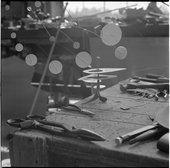 Calder's Studio, Herbert Matter, Roxbury, 1947