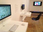 Art Maps installation, Tate Britain, Februay 2013