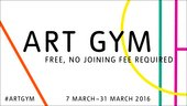 Art Gym at Tate Liverpool Poster