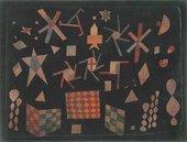 Paul Klee Assyrian game 1923 courtesy Zentrum Paul Klee, Bern