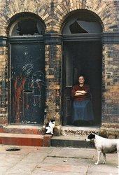 Shirley Baker, Hulme, Manchester 1965