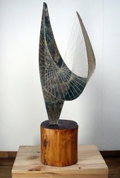 Copy of Barbara Hepworth's Orpheus (Maquette 2) 2001