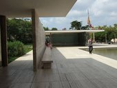 The Barcelona Pavilion, 2007