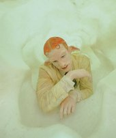 Matthew Barney Barney as The Loughton Candidate in Cremaster 4 1994