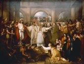 Benjamin West Christ Rejected 1814