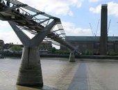 Bill Fontana Harmonic Bridge sound project at Tate Modern 2006