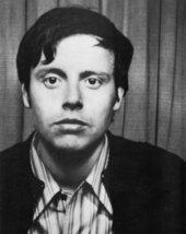Photographic portrait of Thomas Bayrle