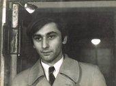 Photographic portrait of Boris Bućan