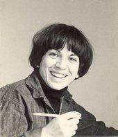Photographic portrait of Mari Chordà, c.1976