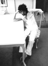 Photographic portrait of Tadanori Yokoo, 1970