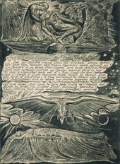 William Blake Plate 33 from Jerusalem