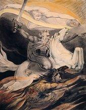William Blake Death on a Pale Horse