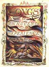William Blake Songs of Innocence and Experience, front cover, Tate Publishing