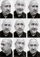 Christian Boltanski, photographic self-portraits in grid format