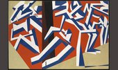 David Bomberg The Mud Bath on dispay at Tate Britain