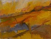 David Bomberg Trendrine, Cornwall 1947