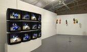 Bruce Nauman Bruce Nauman: Make Me Think Me Installation view four
