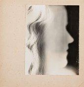 Barbara Hepworth, Self-portrait photogram c1932-3