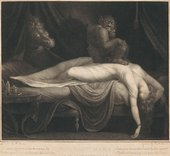 Thomas Burke, after Henry Fuseli The Nightmare