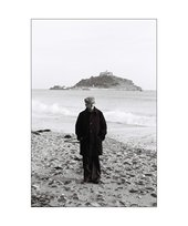Khakhar in Cornwall, c.1979 Photograph by Anthony Stokes