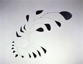 Alexander Calder 'Vertical Foliage' 1941
