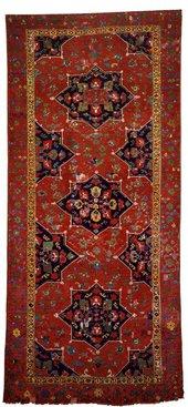 Carpet Ushak East West