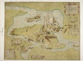 John Thomas The Siege of Enniskillen Castle 1593