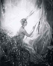 Cecil Beaton Miss Nancy Beaton as a Shooting Star 1928