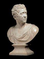 Giuseppe Ceracchi Joshua Reynolds about 1778-9