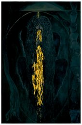Chris Ofili The Healer 2008