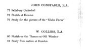 Christie's catalogue, William Hookham Carpenter sale, 16 February 1867