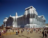 Lost Art: Christo and Jeanne-Claude - Wrapped Reichstag, Berlin 1995