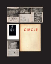 Front cover and pages from Circle An International Survey of Constructive Art 1971