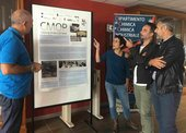 CMOP Poster Presented at the Researchers Night Pisa 2017