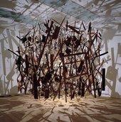 Cornelia Parker's Cold Dark Matter in Tate's collection