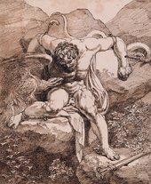 Richard Cosway Prometheus circa 1785-1800