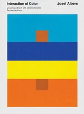 Cover of Josef Albers' Interaction of Color, first published in 1963