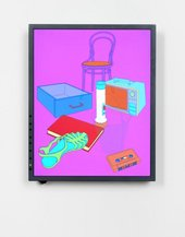 Michael Craig-Martin Becoming 2003