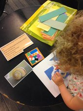 Matisse-inspired collages from Culture Baby