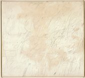 Cy Twombly Arcadia 1958