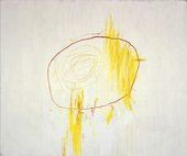 Cy Twombly Coronation of Sesostris 2000, panel 4