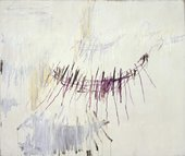 Cy Twombly Coronation of Sesostris 2000, panel 8