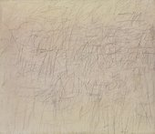 Cy Twombly Criticism 1955