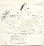 Cy Twombly Poems to the Sea 1959