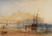 Joseph Mallord William Turner Scarborough c.1825