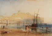 Joseph Mallord William Turner Scarborough c.1825
