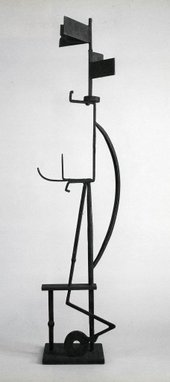David Smith - Sentinel I 1956 Painted steel sculpture