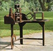 David Smith - Voltri XVI 1962 Steel sculpture