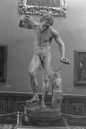 The Dancing Faun (statue)