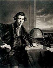 William Dickinson after Joshua Reynolds Joseph Banks 1774